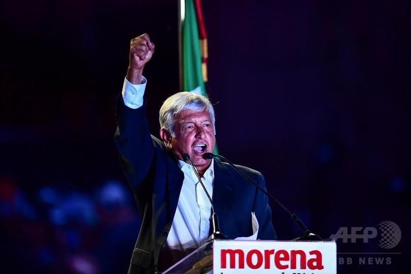 メキシコ大統領選、鑑真を描いたオペラ、アジア大会、マレー、ウィンブルドン出場は、銃殺か毒ガス希望の米