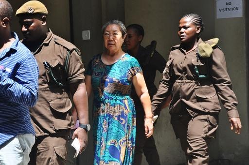 「象牙の女王」に禁錮15年、400頭分以上を密輸 タンザニア