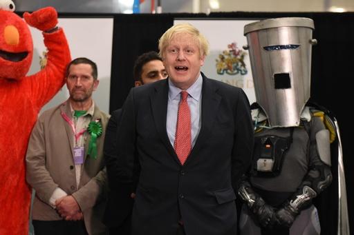 英総選挙、保守党が過半数確保 BBC等報道