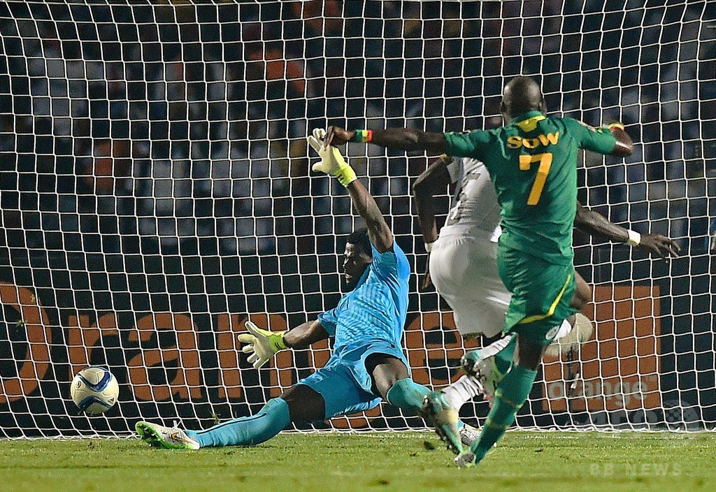 セネガル、途中出場のソウが決勝点を奪い白星発進