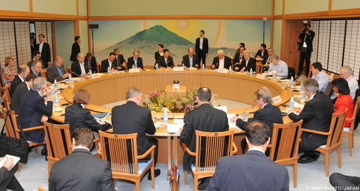 G8、北朝鮮・イランに核計画放棄要求 拉致問題では「理解と支持」