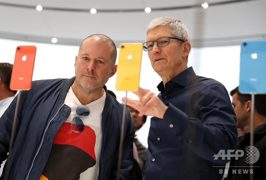 ジョナサン・アイブ氏、アップル退職し新会社設立へ