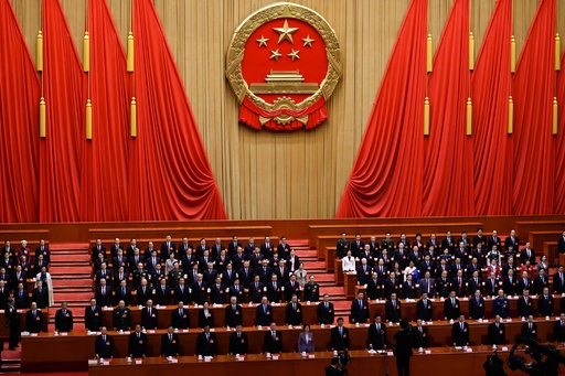 中国、全人代の延期決定 文化大革命以来で初