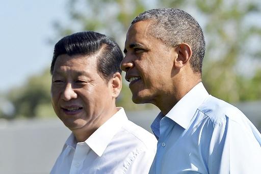 米中両首脳、気候変動に協力して取り組むことで一致