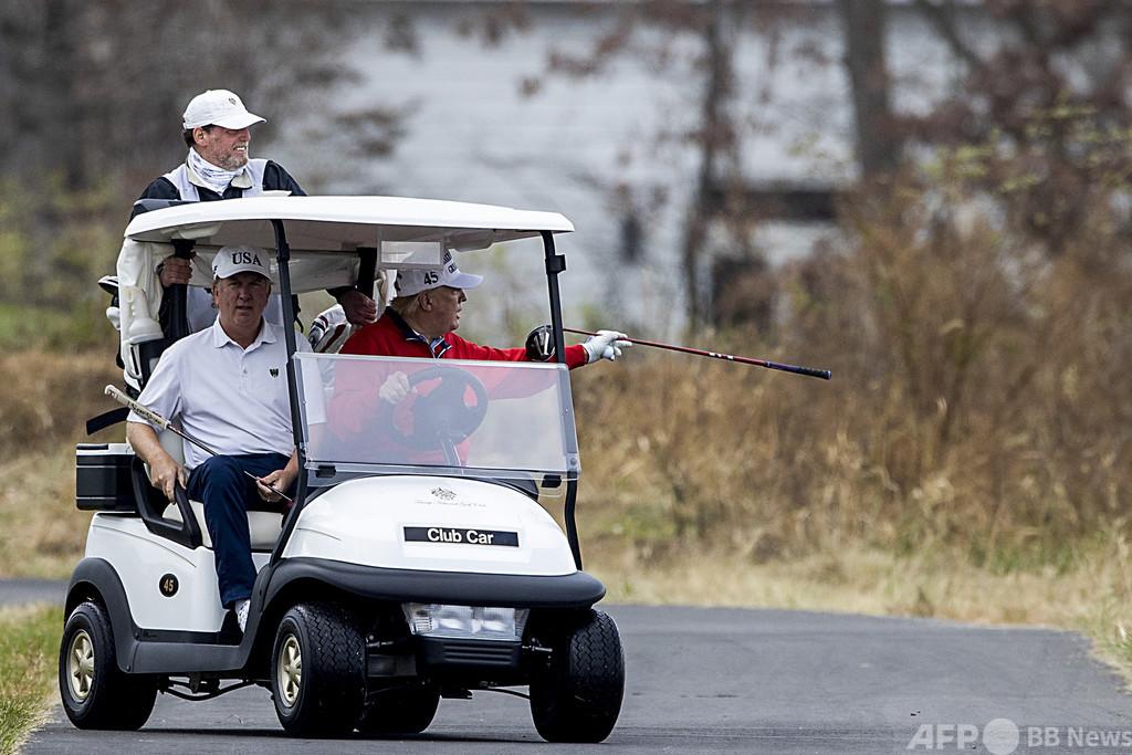 G20開幕 トランプ氏は途中退席、ゴルフへ