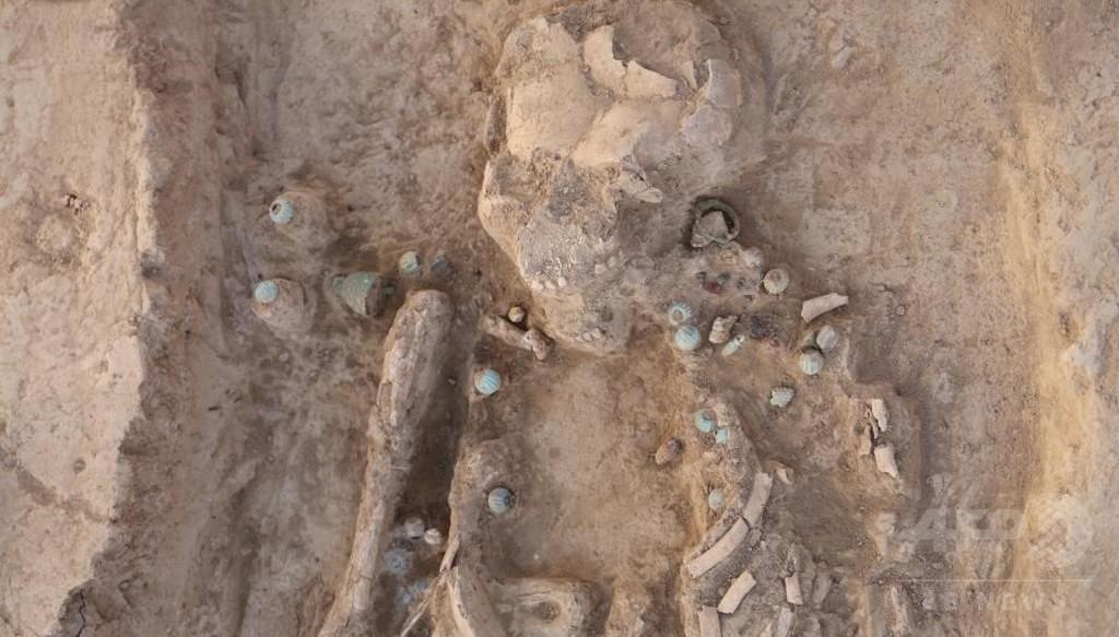 中国考古学者バクトリア地域に古代「月氏族」の遺跡を発見