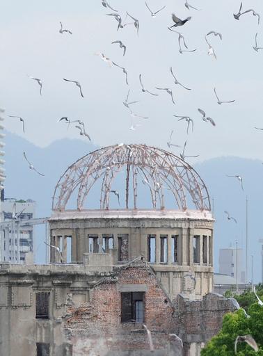広島、66回目の「原爆の日」