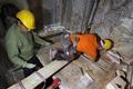 「キリストの墓」、修復作業で2世紀ぶりに開かれる