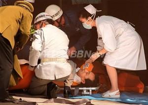 地下鉄サリン事件で実行犯の死刑確定、最高裁