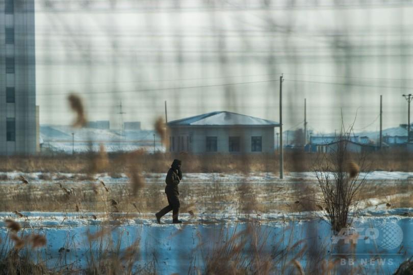 治安部隊や監視カメラ、放射線対策も 朝鮮半島有事に備える国境地域 中国