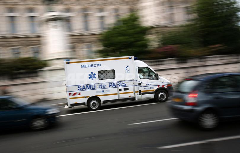救急車運転手が心臓発作、搬送中の末期がん患者が運転交代し命救う