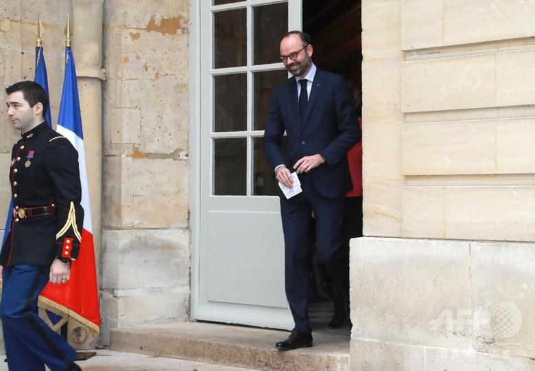 フランス、英の合意なきEU離脱への対応プラン発動