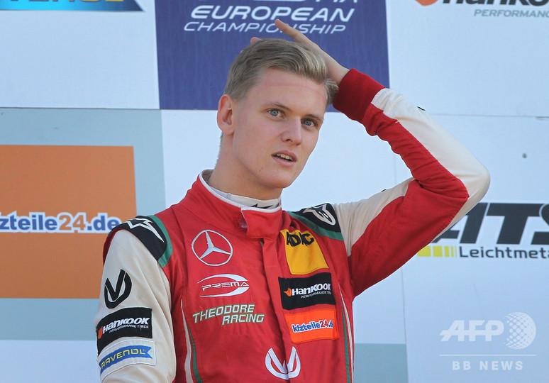 ミック・シューマッハがフェラーリのアカデミー加入、「夢のF1へまた一歩前進」