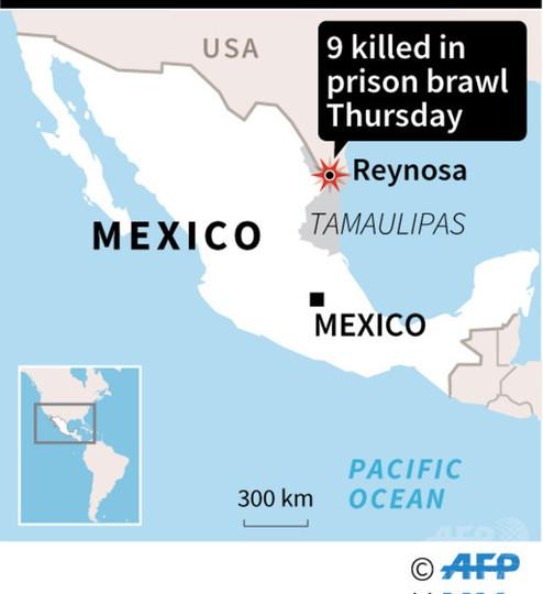 メキシコの刑務所で乱闘、受刑者9人死亡