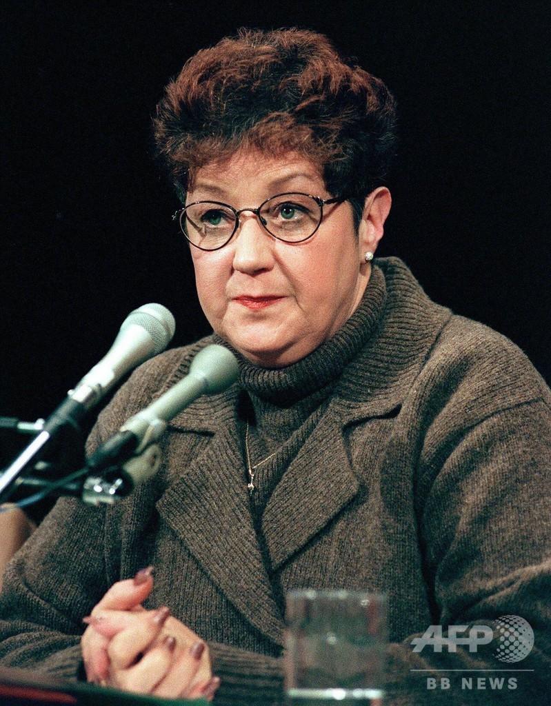 歴史的な米中絶合法化裁判の原告女性、金銭と引き換えに反中絶派の顔に