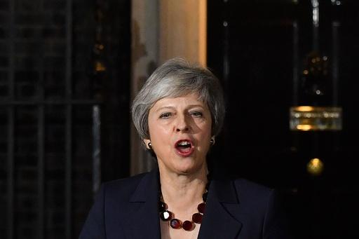 ブレグジット合意草案発表、メイ英首相の起死回生なるか?