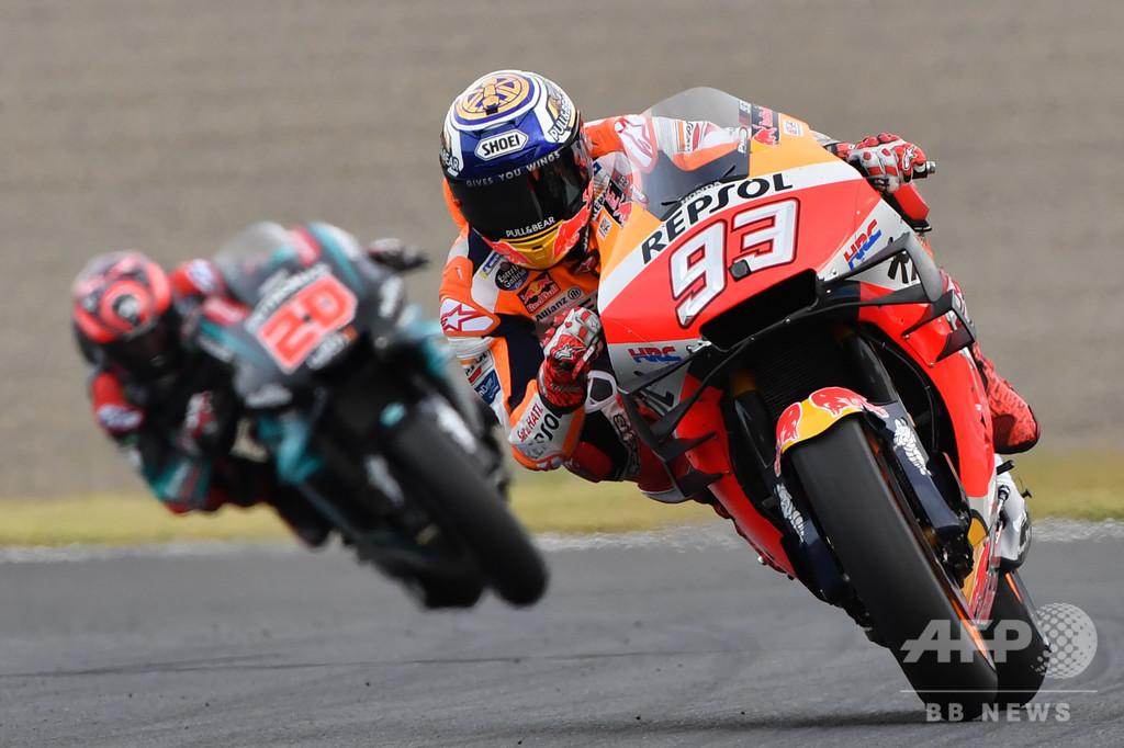 日本GPは中止 MotoGP、欧州開催を優先