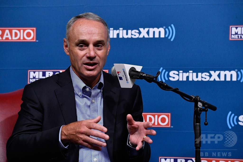 MLBコミッショナー、米球界の「ステロイド時代」はほぼ終わったと主張