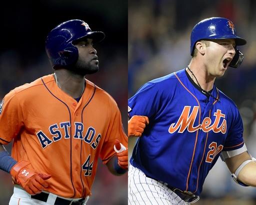 MLB新人王ア・リーグはアルバレス、ナ・リーグは本塁打王アロンソ