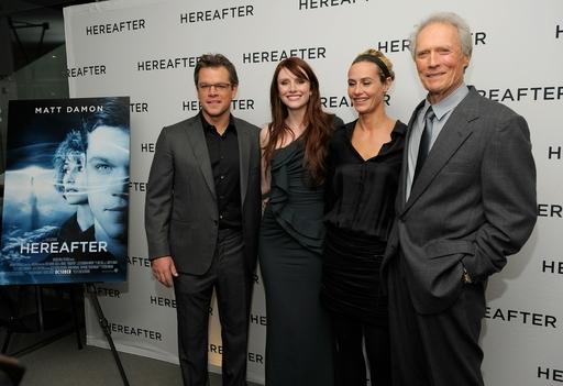 イーストウッド監督最新作『ヒアアフター』、NY映画祭でクロージング上映