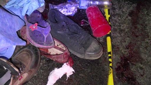 動画:ひき逃げ現場の人だかりにトラック突っ込む、18人死亡 グアテマラ先住民の町