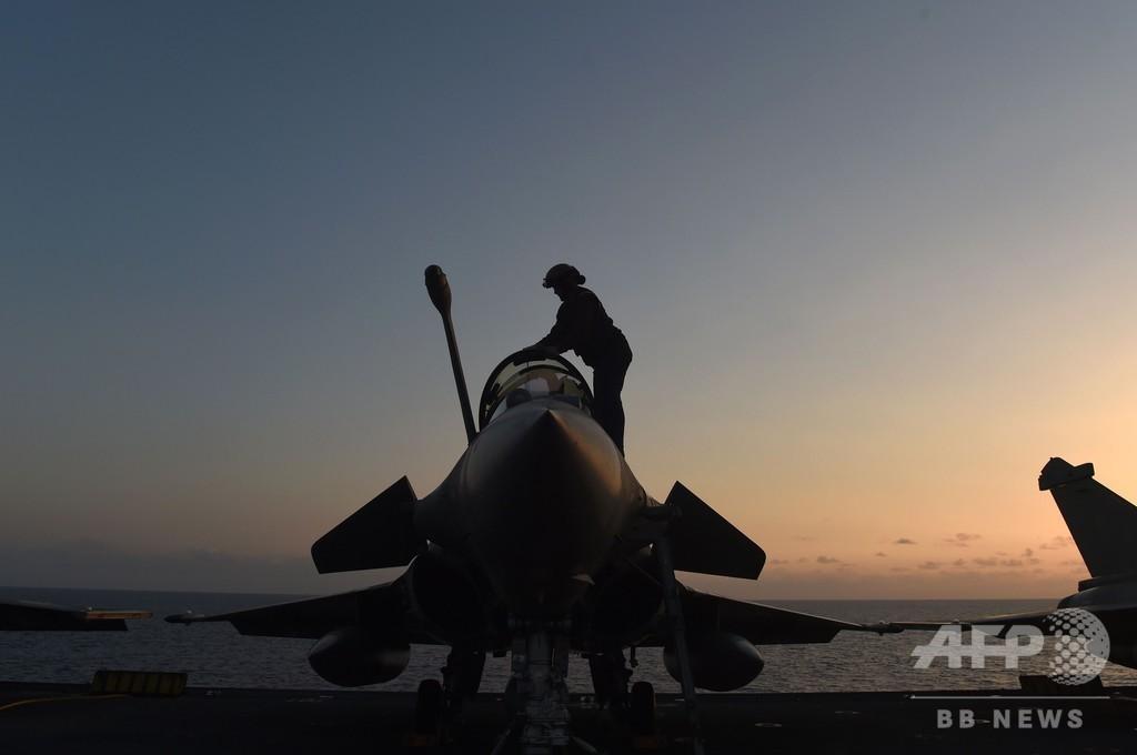 仏印海軍、インド洋で過去最大の合同軍事演習 中国をけん制