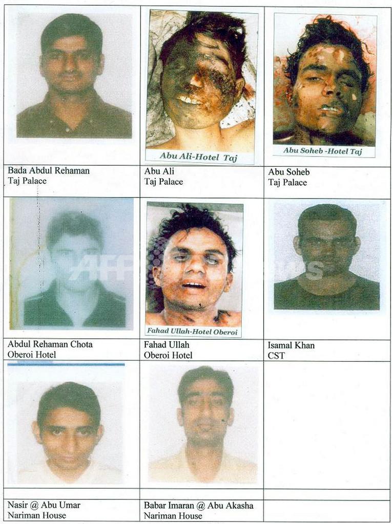 インドの容疑者引き渡しにパキスタン応じず、ムンバイ同時襲撃