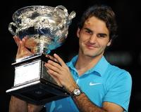 【写真特集】全豪オープンテニス、男子シングルス歴代優勝選手 2000年以降