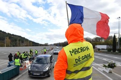 仏リーグ1、2週連続で半数の試合が延期 反政府デモの影響で