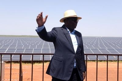 セネガル、太陽光発電施設の運転開始