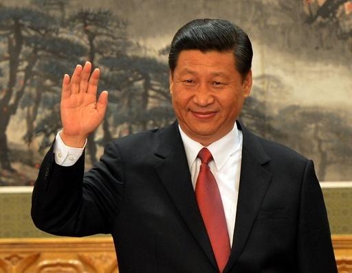 習近平氏、中国共産党総書記に選出