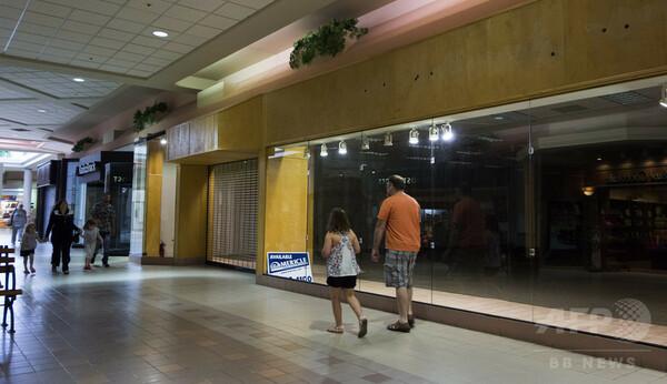 岐路に立つ米ショッピングモール アマゾン席巻、生き残りへ新顔誘致