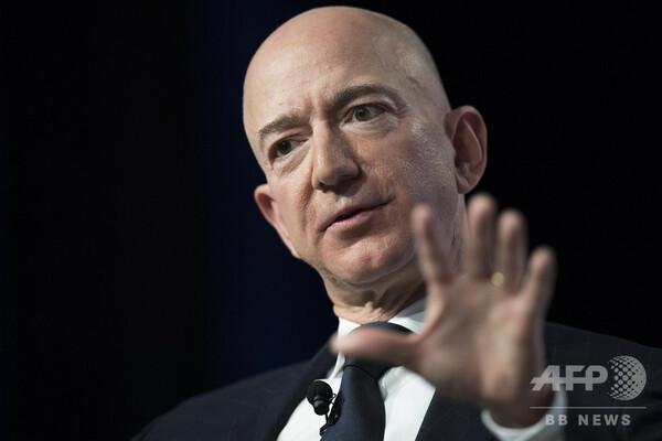 米フォーブス誌の世界長者番付、1位はアマゾンCEO トランプ氏は順位上げる