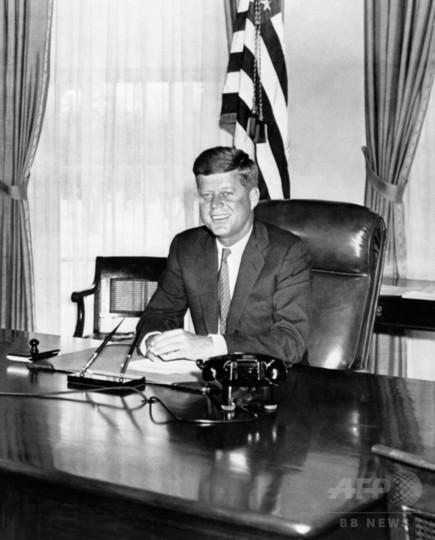 ケネディ暗殺資料、初公開の553点含む約680点を公開 米国