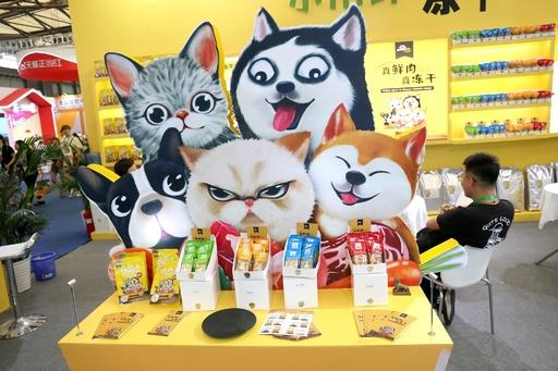 アジアペットフェアが上海で開幕、史上最大規模