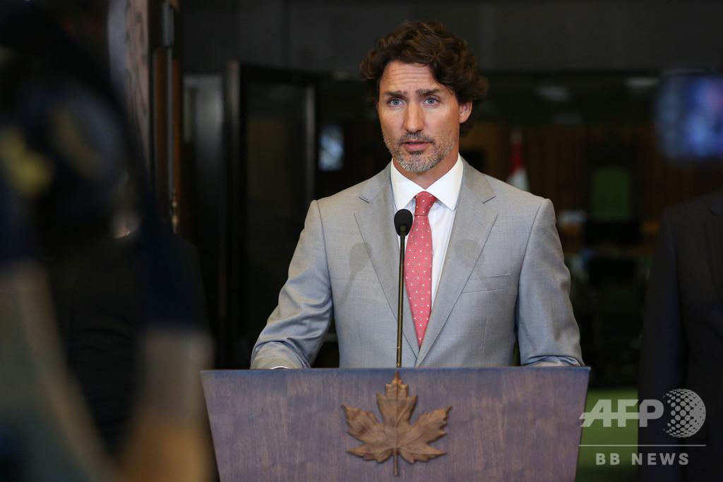 「強制外交」は非生産的 カナダ首相、国交50周年で中国批判