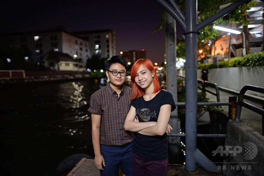 トランスジェンダーに安全なホルモン投与を、タイ