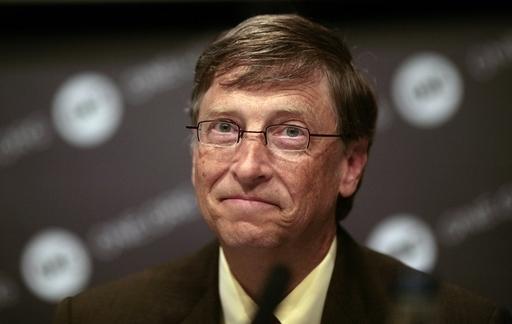 ビル・ゲイツ氏、未来はイノベーションが切り開く 財団の年次書簡