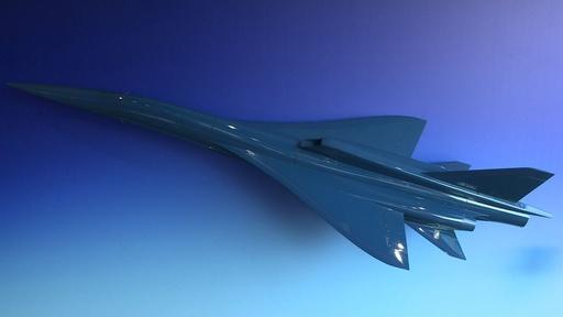 動画:パリ―NY間を約3時間で飛行 米企業、超音速旅客機の復活計画を紹介
