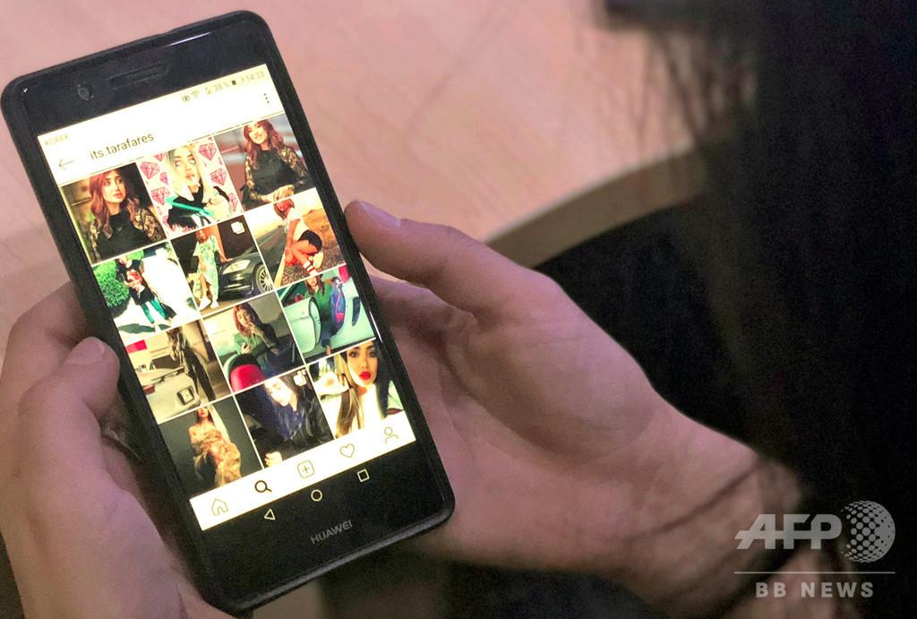 人気の女性インスタグラマー、ポルシェ運転中に銃撃され死亡 イラク