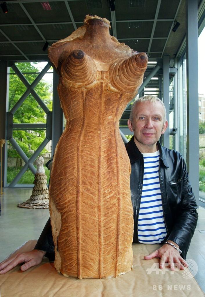 デザイナーのゴルチエ氏、ファッション業界からの引退表明