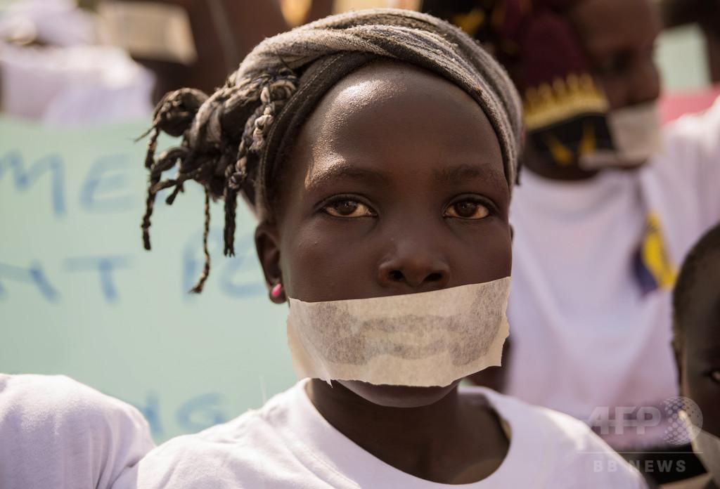 米政府、南スーダンへの武器輸出を制限