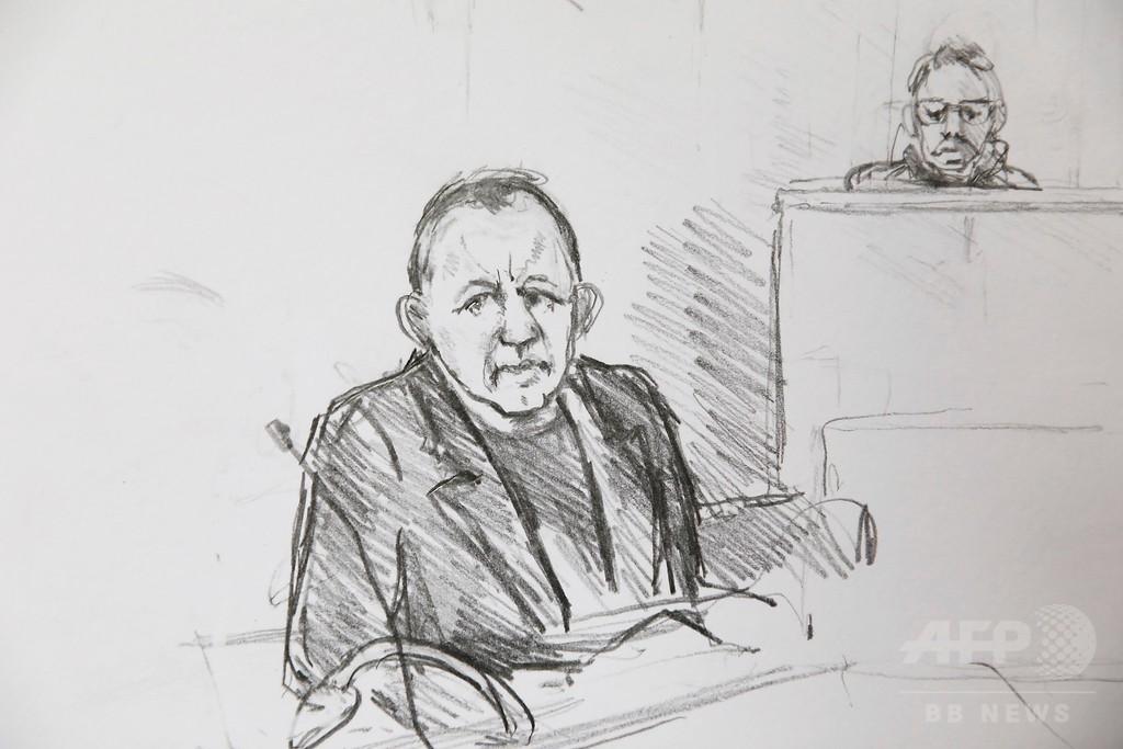 デンマーク沖女性記者遺体切断事件、発明家の男に終身刑