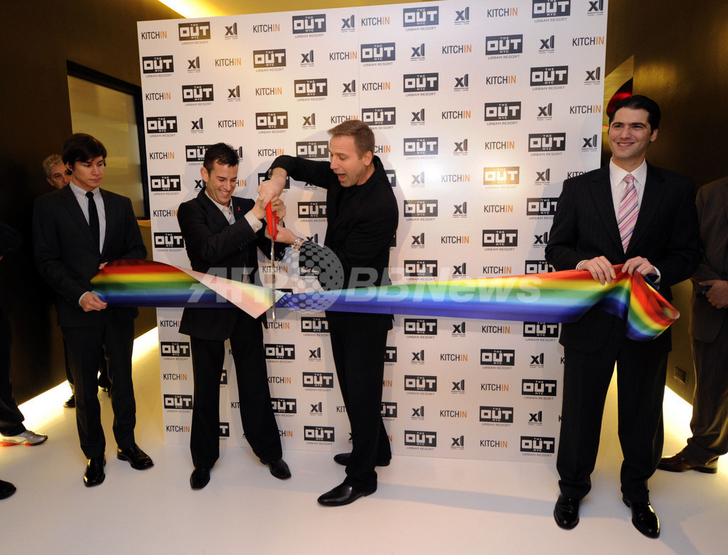 NY初のゲイ向けホテルがオープン