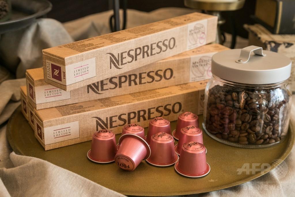 これぞ贅沢! 「ネスプレッソ」初の熟成エイジド・コーヒー