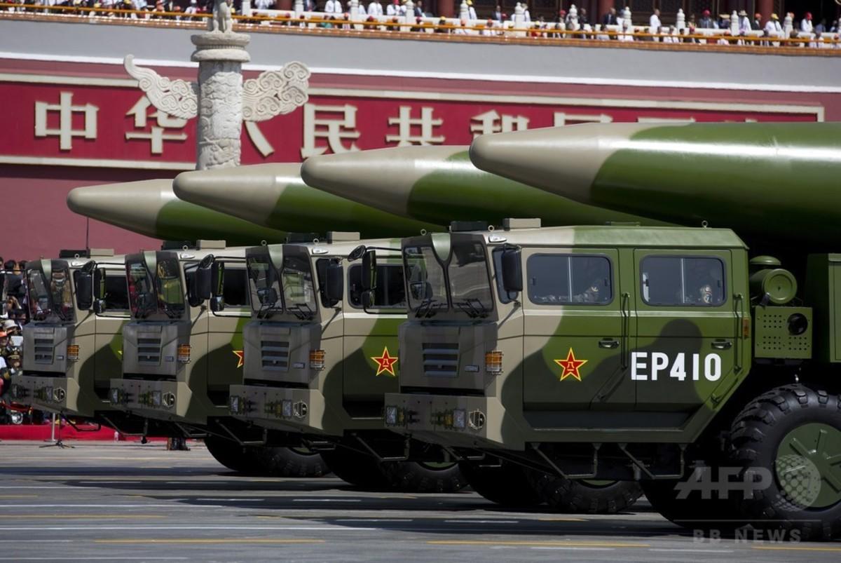 中国が軍事力を飛躍的に向上させた真の理由