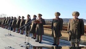 北朝鮮軍に新総参謀長、前任者処刑報道後