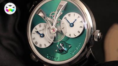 【私と私のお気に入り】時計コレクター:ガブリエル・ベナドール(3/全4話)