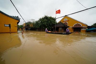 APEC開催目前のベトナム、台風23号の死者69人に