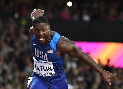 男子100m王者ガトリンの扱いは「無慈悲」、代理人が国際陸連に激怒